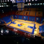 Seat View for Allen Fieldhouse Section 15, Row 26