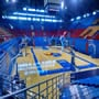 Seat View for Allen Fieldhouse Section 2, Row 1