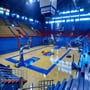 Seat View for Allen Fieldhouse Section 20, Row 1