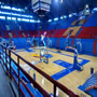 Seat View for Allen Fieldhouse Section 3, Row 1