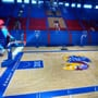 Seat View for Allen Fieldhouse Section 7, Row 1