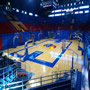 Seat View for Allen Fieldhouse Section 9, Row 1