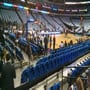Dallas Mavericks Seat View for American Airlines Center Section 109, Row D