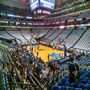 Dallas Mavericks Seat View for American Airlines Center Section 115, Row O