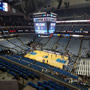 Dallas Mavericks Seat View for American Airlines Center Section 207, Row H