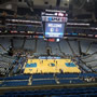 Dallas Mavericks Seat View for American Airlines Center Section 210, Row H