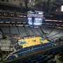 Dallas Mavericks Seat View for American Airlines Center Section 212, Row H