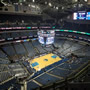Dallas Mavericks Seat View for American Airlines Center Section 313, Row K