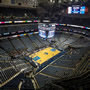 Dallas Mavericks Seat View for American Airlines Center Section 314, Row K