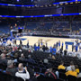 Seat View for Amway Center Section 105, Row 16