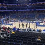 Seat View for Amway Center Section 114, Row 18