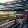 Seat View for Angel Stadium Section 109, Row E