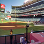 Seat View for Angel Stadium Section 110, Row E