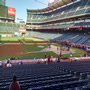 Seat View for Angel Stadium Section 111, Row Z