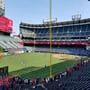 Seat View for Angel Stadium Section 203, Row F