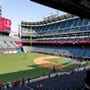 Seat View for Angel Stadium Section 207, Row F