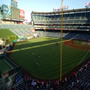 Seat View for Angel Stadium Section 303, Row F