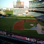 Seat View for Angel Stadium Section 318, Row F