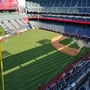 Seat View for Angel Stadium Section 406, Row E