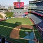 Seat View for Angel Stadium Section 413, Row E