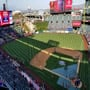Seat View for Angel Stadium Section 415, Row E