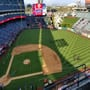 Seat View for Angel Stadium Section 424, Row E