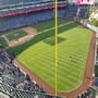 Seat View for Angel Stadium Section 433, Row E