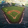 Seat View for Angel Stadium Section 520, Row C