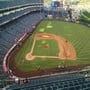 Seat View for Angel Stadium Section 526, Row C