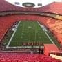Seat View for Arrowhead Stadium Section 313, Row 32