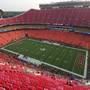 Seat View for Arrowhead Stadium Section 343, Row 32
