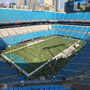 Seat View for Bank of America Stadium Section 549, Row 9