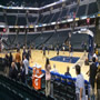 Seat View for Bankers Life Fieldhouse Section 3, Row 8