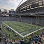 Seattle Seahawks Seat View for CenturyLink Field Section 100, Row Q