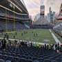 Seattle Seahawks Seat View for CenturyLink Field Section 120, Row Q