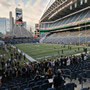 Seattle Seahawks Seat View for CenturyLink Field Section 126, Row Q