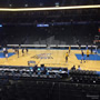 Seat View for Chesapeake Energy Arena Section 115, Row L
