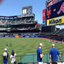 Seat View for Citi Field Section 106, Row 14