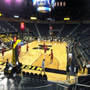 Seat View for Crisler Center Section 112, Row 8