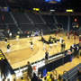 Seat View for Crisler Center Section 126, Row 8