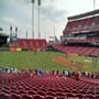 Seat View for Great American Ball Park Section 112, Row FF