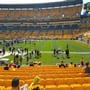 Seat View for Heinz Field Section 113, Row L