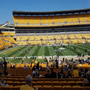 Seat View for Heinz Field Section 133, Row FF