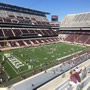 Seat View for Kyle Field Section 240, Row 7