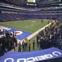 Indianapolis Colts Seat View for Lucas Oil Stadium Section 148, Row 9