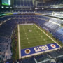 Indianapolis Colts Seat View for Lucas Oil Stadium Section 402, Row 8