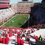Seat View for Memorial Stadium Section 15, Row 80