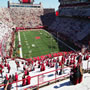 Seat View for Memorial Stadium Section 17, Row 80