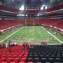 Atlanta Falcons Seat View for Mercedes-Benz Stadium Section 101, Row 36