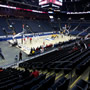 Basketball Seat View for Nationwide Arena Section 106, Row Q